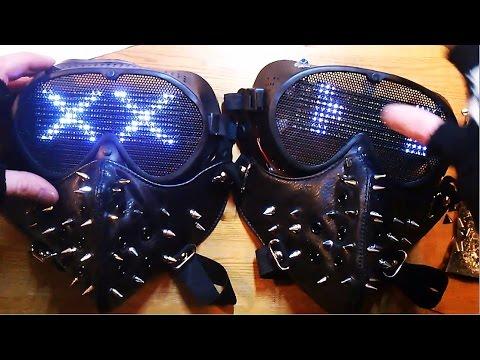 Lancome die Maske für die Person mit dem weissen Ton