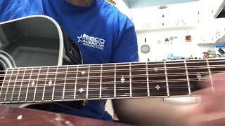 Cuco   Hydrocodone Guitar Tutorial