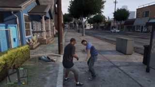 GTA 5 - FUNNY K.O COMPLIATION! (OOH KILL EM)