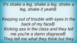 Ac Dc - Shake A Leg Lyrics