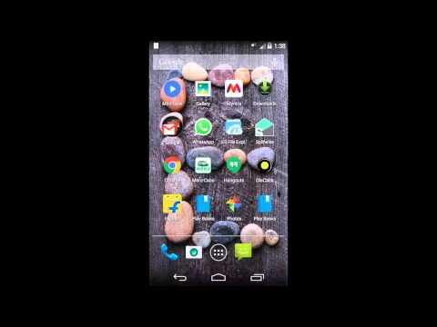 Video of Capture Screenshot
