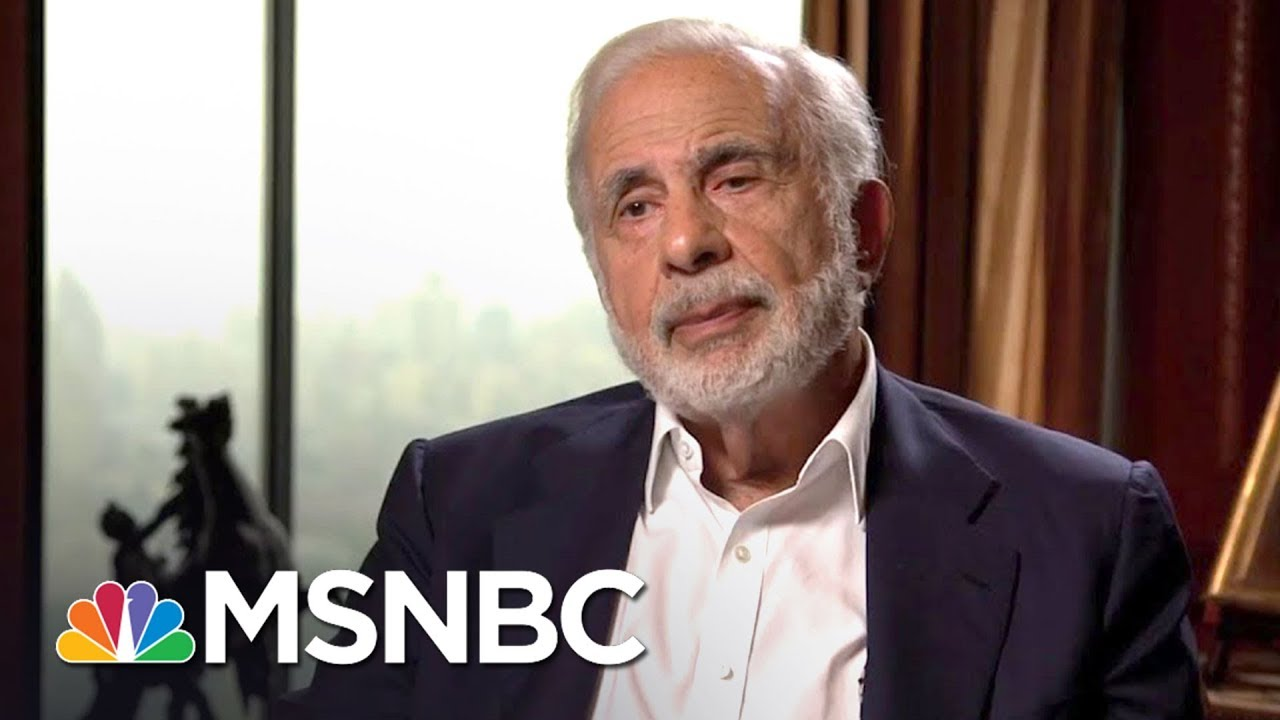 Carl Icahn Role Shows Common Thread In Scott Pruitt Ethics, Policy Scandals | Rachel Maddow | MSNBC thumbnail