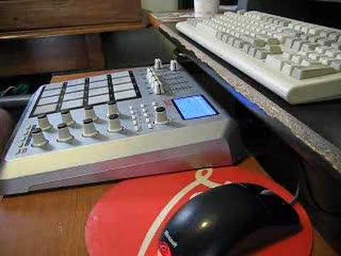 Equalibrum – Time Management (Akai Mpd24 Beat)