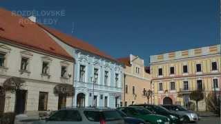 preview picture of video 'Město Nová Bystřice'