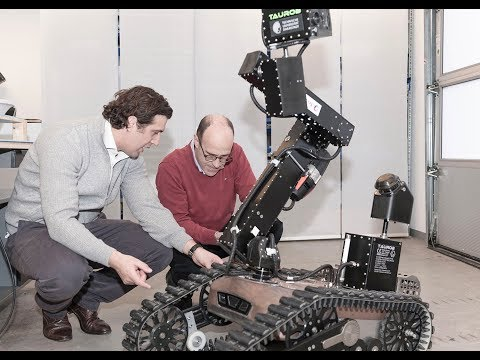 Autonomous offshore robot a world-first