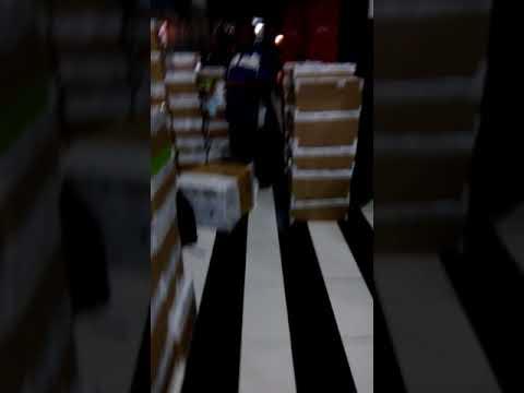 Proses pengiriman Produk Oriflame Medan ke daerah melalui J&T Express