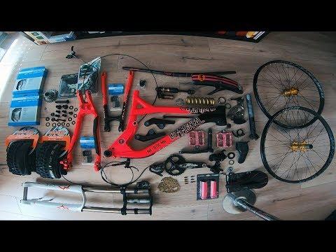 Ich baue mein Bike komplett neu auf?