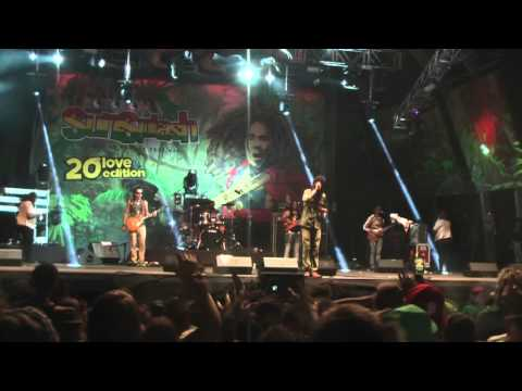 Protoje & the Indignation LIVE@Rototom 2013