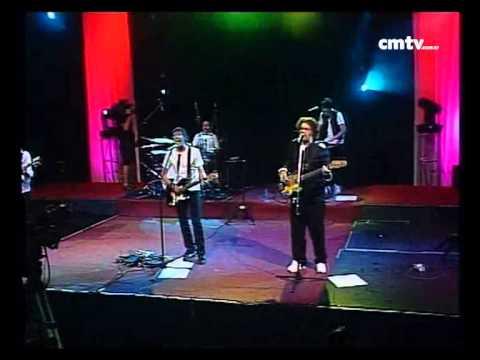 El Cuarteto de Nos video Mi lista negra - CM VIVO 02/12/2009