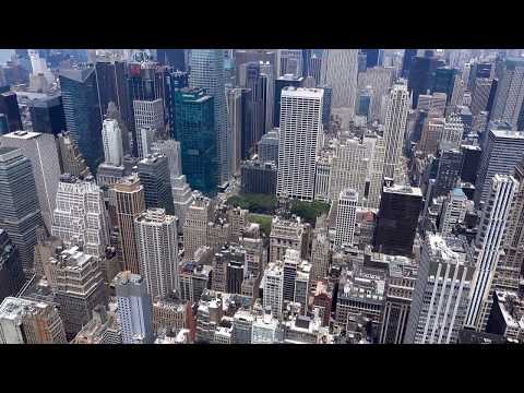 NYC Vacation - Empire State Building in HD- June 2018