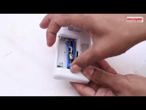 Handheld Pulse Oximeter CMS-60 D