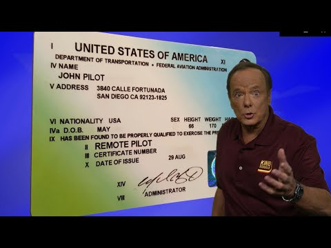 How to Get and Maintain Your Drone Pilot Certification - YouTube