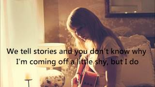 Taylor Swift - Begin Again (Lyrics)