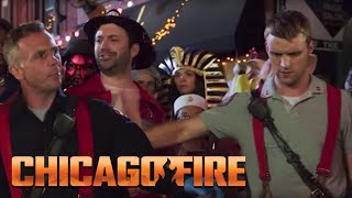 Halloween Party | Chicago Fire