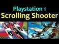 10 Awesome Ps1 Scrolling Shooter Games Video 1 gameplay
