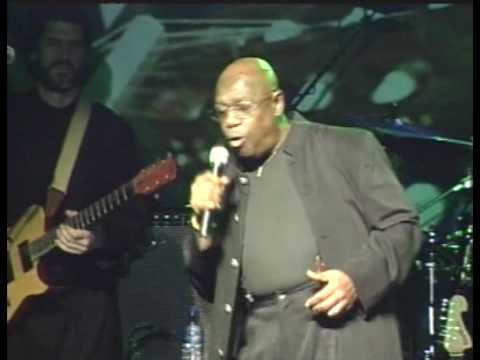 Mighty Bass w/ Mighty Sam McClain Band - Live in Istanbul