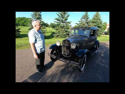 Video of '31 Model A - QCJC