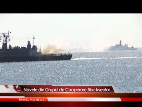 Navele din Grupul de Cooperare Blackseafor