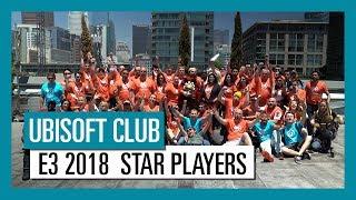 Star Players Recap   E3 2018   Ubisoft - dooclip.me