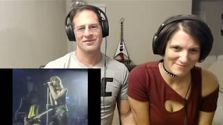 Too Late for Love (Def Leppard - Official edited video) Kel's first reaction