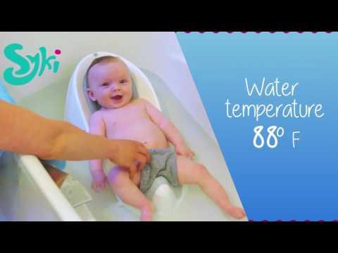 Syki Baby Bath Support