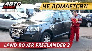 Либо в сервис, либо из сервиса Land Rover Freelander 2   Подержанные автомобили
