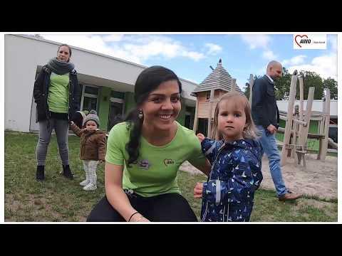 Eröffnung der neuen AWO Kindertagesstätte am Uniklinikum des Saarlandes in Homburg
