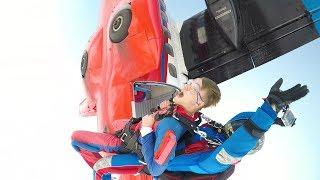 Mikolas Josef - Skydiving Challenge Huawei nova 3