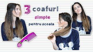 Tutorial Coafura Scoala Free Video Search Site Findclip