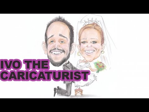 Ivo The Caricaturist Video
