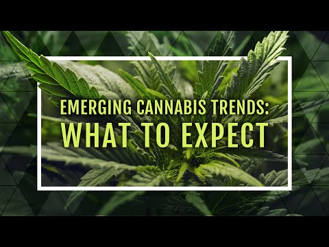2018 Wine & Weed - Emerging Cannabis Trends