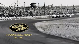Speedbowl Doc Series Part 1 (1951-1961)
