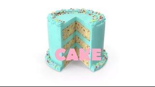 Flo Rida & 99 Percent - Cake (Lyrics)