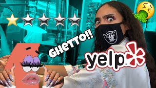 I WENT TO THE WORST REVIEWED NAIL SALON IN CALIFORNIA PART 2