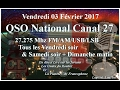 03 02 2017 QSO National Canal 27