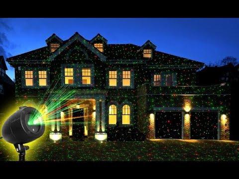 Motion Laser Light 🎅 Το απόλυτο χριστουγεννιάτικο Gadget! [Review & Unboxing]