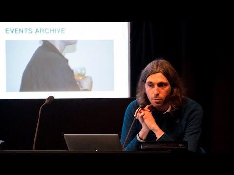 RCA Visual Cultures Lecture Series  ÅYR   castillo corrales