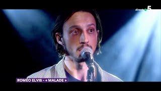 """Le Live : Roméo Elvis """"Malade""""   C à Vous   06052019"""
