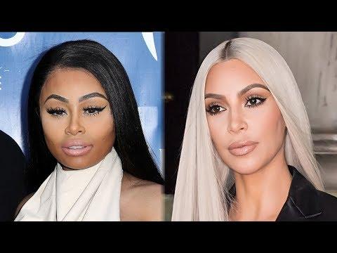 Blac Chyna REACTS To Kimye Baby #3 & Kim Kardashian Defends Surrogacy