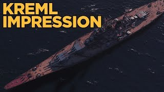 Kreml Impression - World of Warships