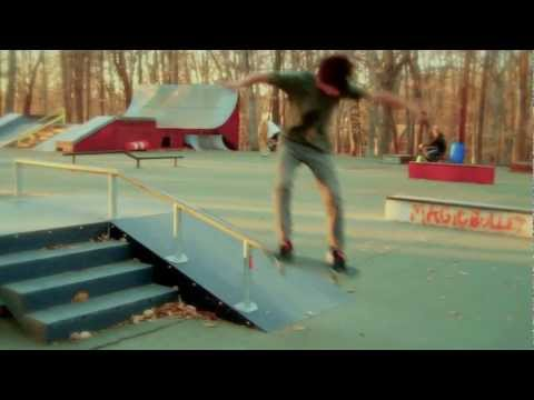 Thunderwood Minute #5 - Brooks Skatepark Montage - Fredericksburg, VA - Thunderwood