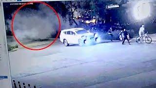 Video Detik-detik Ledakan saat Nonton Debat Capres di GBK, Saksi: Ada Bungkusan yang Dilempar