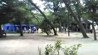 富津公園 キャンプ場のイメージ