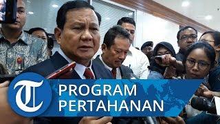 Januari, Prabowo akan Persentasikan Rencana Program Pertahanan pada Presiden
