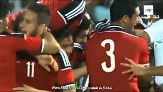 أهداف مباراة مصر ونيجيريا 1-1 (25-03-2016 ) تصفيات كأس أمم أفريقيا – تعليق علي محمد علي