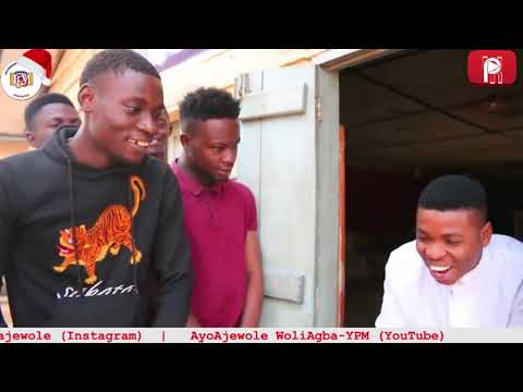 WOLIAGBA - SERMON TIME + Visitors on XMAS FUll VIDEO