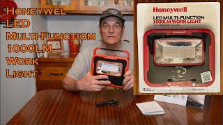 Honeywell LED Multi-Function 1000LM Light Product Review