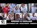 2018 FIFA World Cup - Sweden 0-2 England - Scallywags | Toronto