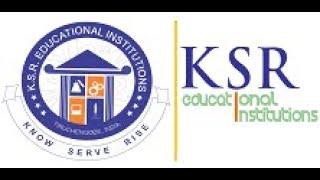 KSREI Admission 2020-21