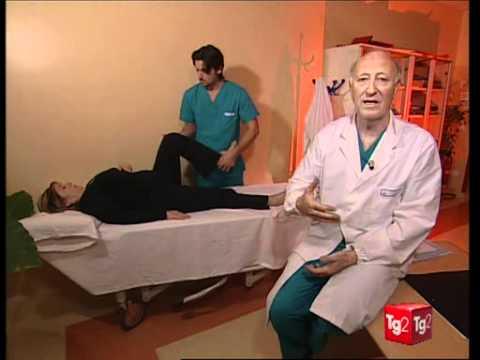 Esercizio in video osteocondrosi acuta